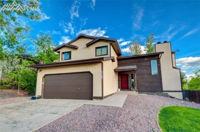 5165 Solar Ridge Drive, Colorado Springs, CO 80917 - MLS#: 3285107