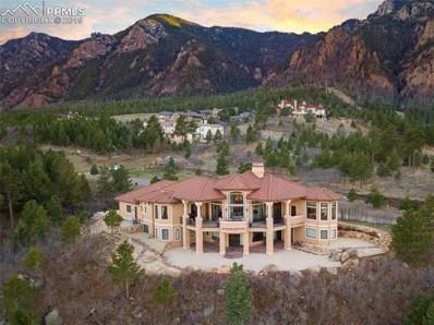 4615 Stone Manor Heights, Colorado Springs, CO 80906 - MLS#: 3289384