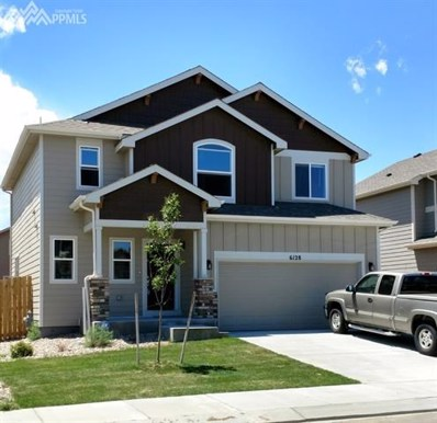 6128 Cast Iron Drive, Colorado Springs, CO 80925 - MLS#: 3289478