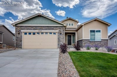 17353 Leisure Lake Drive, Monument, CO 80132 - MLS#: 3292075
