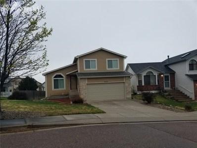 5242 Windgate Court, Colorado Springs, CO 80917 - MLS#: 3292607