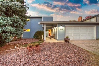 5120 Bluestem Drive, Colorado Springs, CO 80917 - MLS#: 3305949