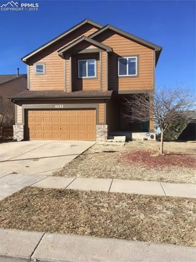 5252 Sternward Way, Colorado Springs, CO 80922 - MLS#: 3310452