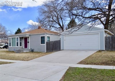 1425 E Bijou Street, Colorado Springs, CO 80909 - MLS#: 3310499