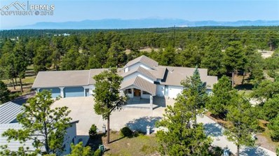11615 Vollmer Road, Colorado Springs, CO 80908 - MLS#: 3316130