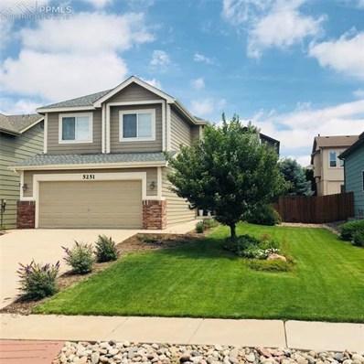 5251 Gentle Wind Road, Colorado Springs, CO 80922 - MLS#: 3316750