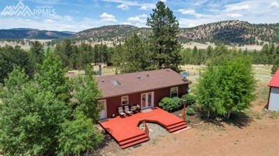 1170 County 112 Road, Florissant, CO 80816 - MLS#: 3319939