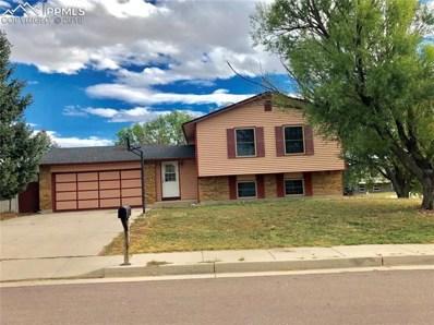 7255 Painted Rock Drive, Colorado Springs, CO 80911 - MLS#: 3320103