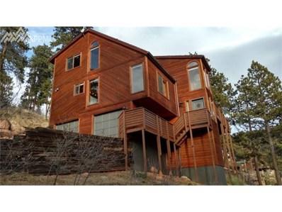 1158 Ponderosa Way, Woodland Park, CO 80863 - MLS#: 3321500
