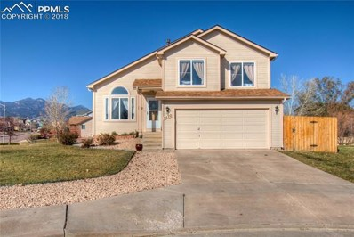 1410 Gumwood Drive, Colorado Springs, CO 80906 - MLS#: 3333781