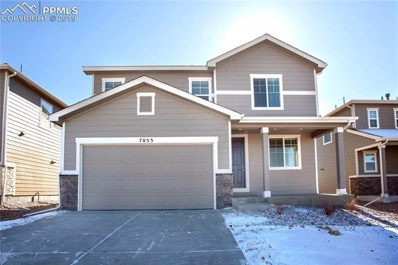 7053 Boreal Drive, Colorado Springs, CO 80915 - MLS#: 3334120