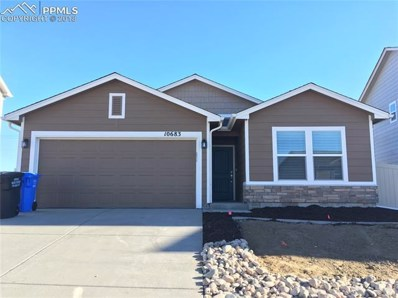 10683 Traders Parkway, Fountain, CO 80817 - MLS#: 3339798
