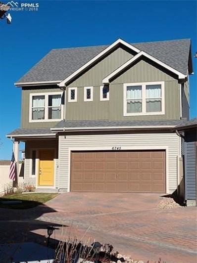 6745 Shadow Star Drive, Colorado Springs, CO 80927 - MLS#: 3344359