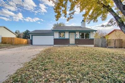 4545 Gatewood Drive, Colorado Springs, CO 80916 - MLS#: 3347006