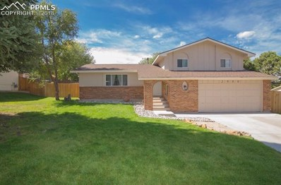 2980 Inspiration Drive, Colorado Springs, CO 80917 - MLS#: 3347126