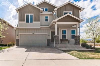 2304 Sierra Springs Drive, Colorado Springs, CO 80916 - MLS#: 3350143