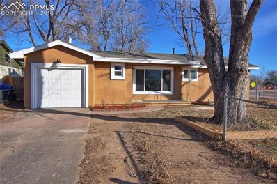 301 Leta Drive, Colorado Springs, CO 80911 - MLS#: 3361316