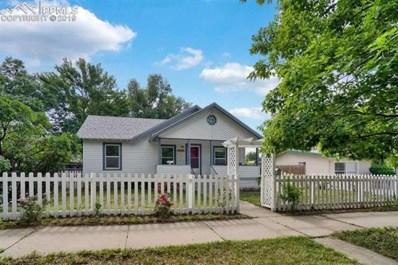 207 N Meade Avenue, Colorado Springs, CO 80909 - MLS#: 3363705