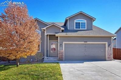 4903 Gami Way, Colorado Springs, CO 80911 - MLS#: 3364386