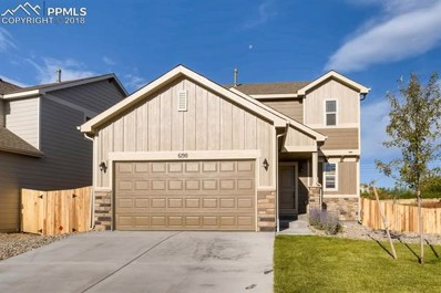 6190 Jorie Road, Colorado Springs, CO 80927 - MLS#: 3364552