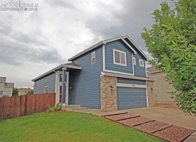 5266 Stone Fence Drive, Colorado Springs, CO 80922 - MLS#: 3365748