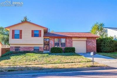 6845 Parkridge Court, Colorado Springs, CO 80915 - MLS#: 3365895