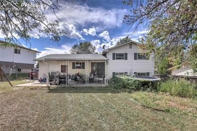 205 Cielo Vista Street, Colorado Springs, CO 80911 - MLS#: 3375328