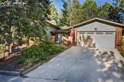 3287 Squaw Valley Drive, Colorado Springs, CO 80918 - MLS#: 3394729
