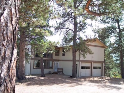 118 Pamona Lake Drive, Divide, CO 80814 - MLS#: 3411514