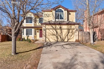 6840 Ashley Drive, Colorado Springs, CO 80922 - MLS#: 3413410