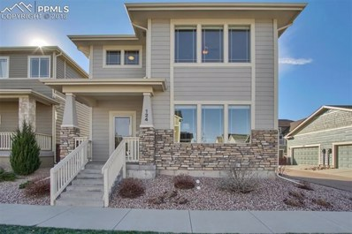 124 S Favorite Street, Colorado Springs, CO 80905 - MLS#: 3415989