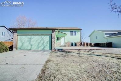 604 Wheat Field Road, Fountain, CO 80817 - MLS#: 3429561
