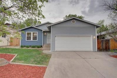 972 Columbine Avenue, Colorado Springs, CO 80904 - MLS#: 3442662