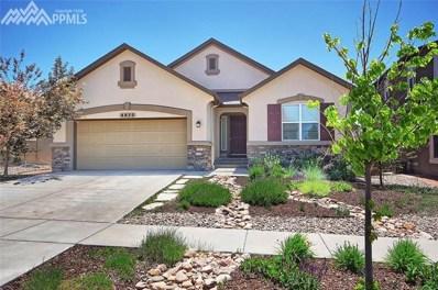 4825 Trinidad Lake Court, Colorado Springs, CO 80924 - MLS#: 3459492