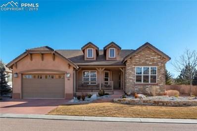 2913 Cathedral Park View, Colorado Springs, CO 80904 - MLS#: 3459716