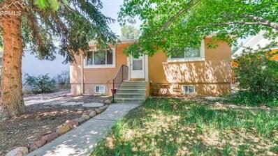 1418 Cooper Avenue, Colorado Springs, CO 80907 - MLS#: 3466921