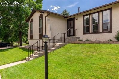 3308 Valley Hi Avenue UNIT A, Colorado Springs, CO 80910 - MLS#: 3467671