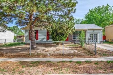 4050 Morley Drive, Colorado Springs, CO 80916 - MLS#: 3471799