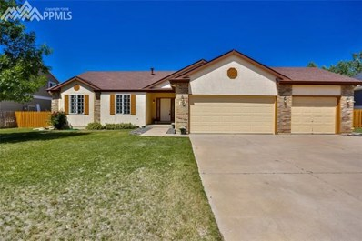 250 Sedona Drive, Colorado Springs, CO 80921 - MLS#: 3476317