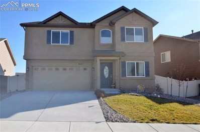 8357 Needle Drop Court, Colorado Springs, CO 80908 - MLS#: 3479265