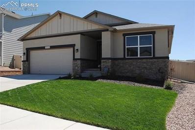 8449 Salt Brush Road, Colorado Springs, CO 80908 - MLS#: 3483174