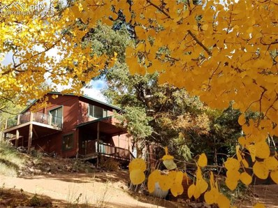 1184 Bennett Drive, Cripple Creek, CO 80813 - MLS#: 3488392
