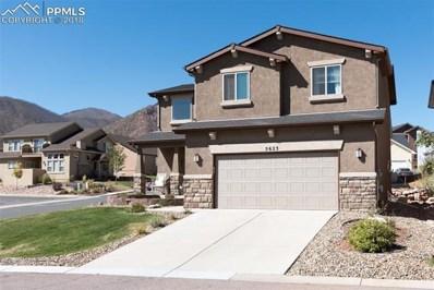5625 Majestic Drive, Colorado Springs, CO 80919 - MLS#: 3494284