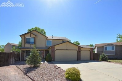 1155 Pipestone Court, Colorado Springs, CO 80911 - MLS#: 3508396