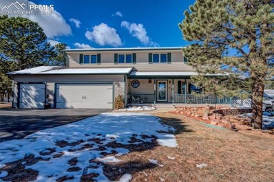 18280 Stone View Road, Monument, CO 80132 - MLS#: 3513620