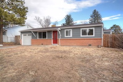 1109 Peterson Road, Colorado Springs, CO 80915 - MLS#: 3516173