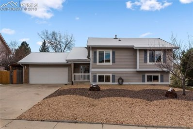 3335 Marble Terrace, Colorado Springs, CO 80906 - MLS#: 3523866