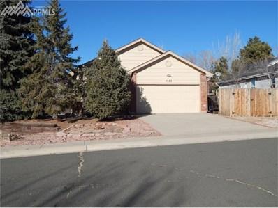 8360 Candon Drive, Colorado Springs, CO 80920 - MLS#: 3533033