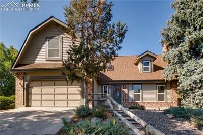 605 S Grey Eagle Circle, Colorado Springs, CO 80919 - MLS#: 3538396