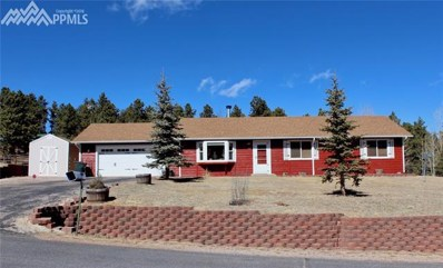 1300 Thomas Circle, Woodland Park, CO 80863 - MLS#: 3543469